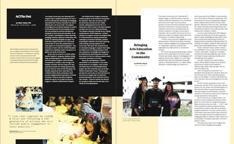 ACT Alumni Featured in Fall 2012 OMAG