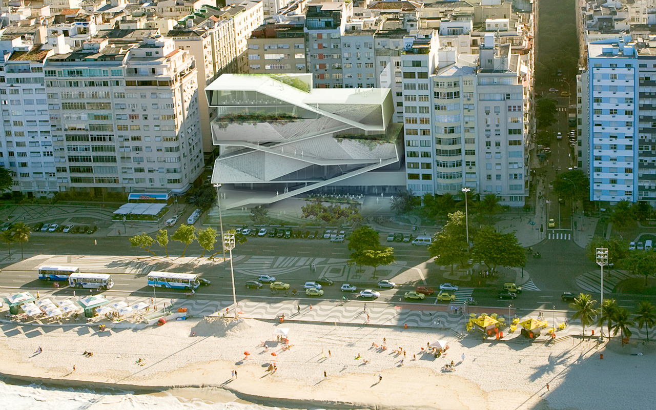 I Challenge Global Architecture