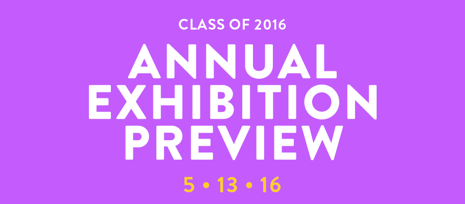 RSVP Annual Exhibition 16