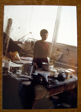 Eva Hesse ephemera - photo