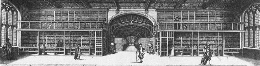 Bodleian Library, Oxford 1675