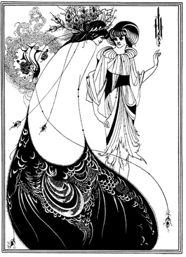 Beardsley - Salome
