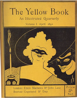 Beardsley - The Yellow Book, volume 1