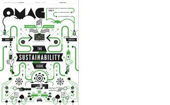 Omag Sustainability Issue