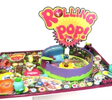 Toy Design RollingPop Game