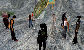 Class in Second Life